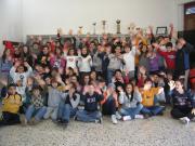Classi prima, seconda e terza A di Montegranaro (FERMO)