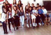Classe II A dell'Istituto Comprensivo di Sonnino (LATINA)