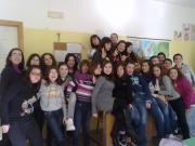 Classe II A dell'Istituto Comprensivo di Lancusi (SALERNO)