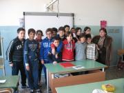Classe II A della scuola media Vittorio Alfieri (CROTONE)