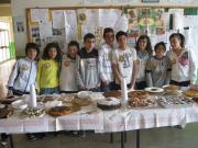 Alunni della scuola media Vittorio Alfieri di Nizza di Sicilia (MESSINA)